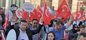 MÜSİAD, tam kadro 'Demokrasi Nöbeti'nde