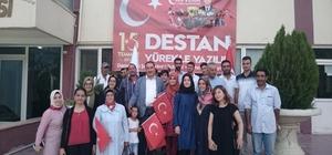 Başkanı Akdemir'den 15 Temmuz açıklaması