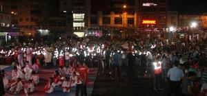 15 Temmuz Demokrasi ve Milli Birlik Günü etkinliği sürüyor