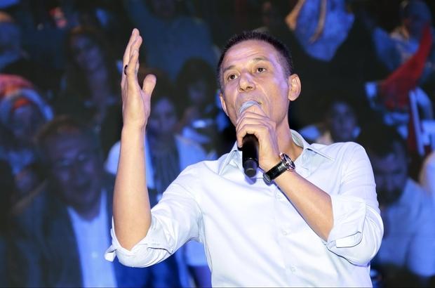 Mustafa Yıldızdoğan Nevşehir'de konser verecek