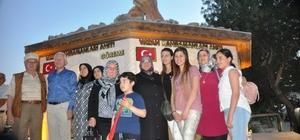 Göreme Vatan Kahramanları Anıtı törenle açıldı