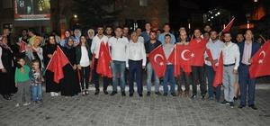Başkan Hüseyin Güner: Türk milleti zor günlerde her zaman kenetlenmesini bilmiştir