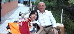 Vali Varol'dan 'Fitnatmurat'a doğum günü sürprizi