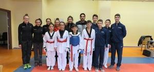 Dodurga'nın başarılı taekwondo sporcularının başarılı çıkışları devam ediyor
