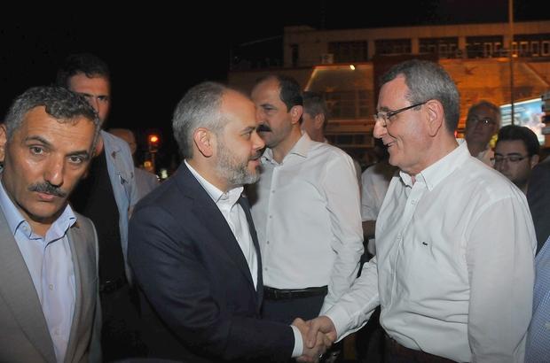 Samsun TSO, halkın 'demokrasi' sesine ortak oldu