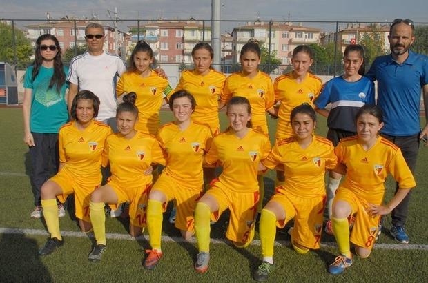 Yıldız Kızlar Türkiye Şampiyonası Güney-Güney Doğu Grubu