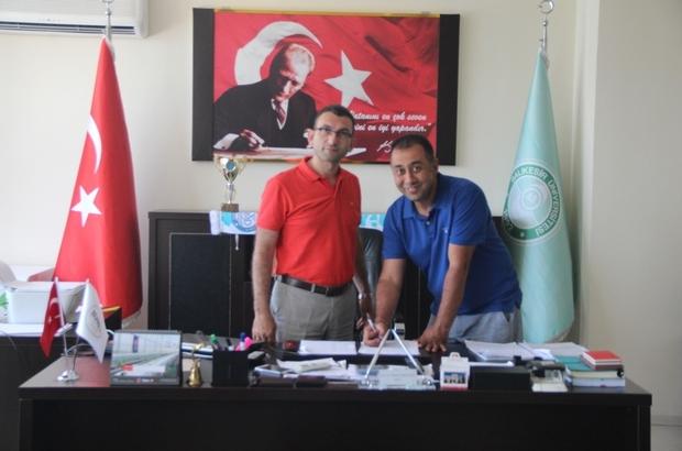 Burhaniye'de, BUBYO ile ABC Gurme arasında yerel tedarik anlaşması imzalandı