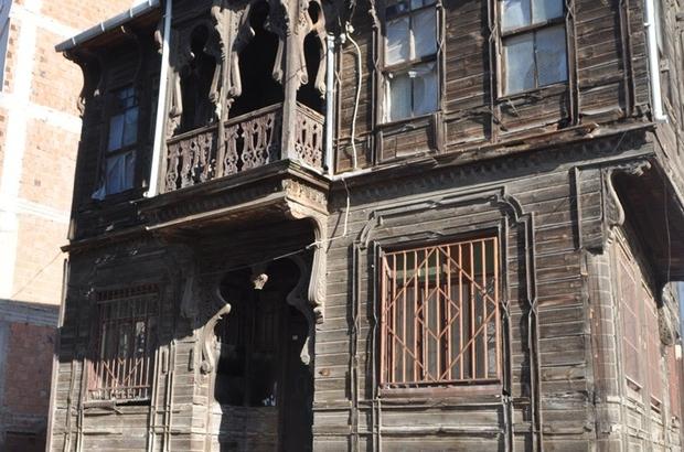 Tarihi Doğanca Evi Restore Ediliyor