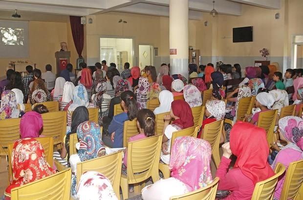 Gençlere 15 Temmuz Darbe Girişimi anlatıldı