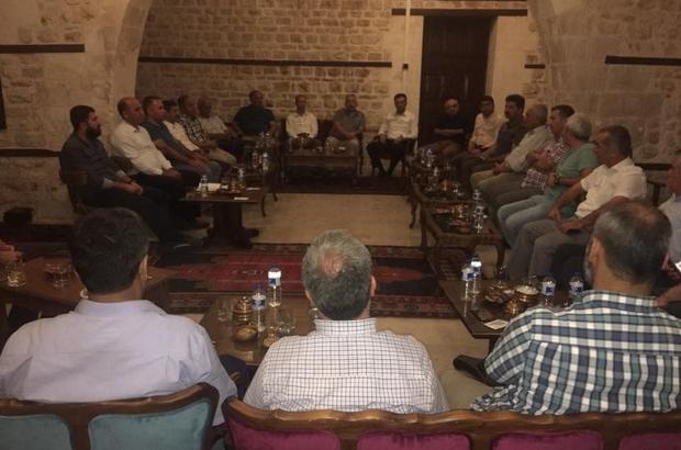 Adıyaman Sivil Toplum Platformu değerlendirme toplantısını gerçekleştirdi