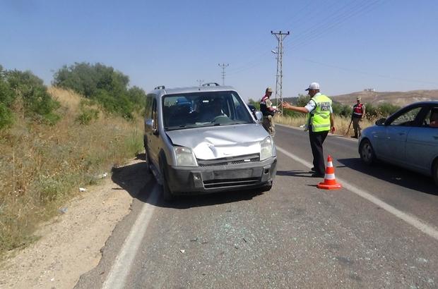 Kilis'te geçen yıl 846 trafik kazası oldu