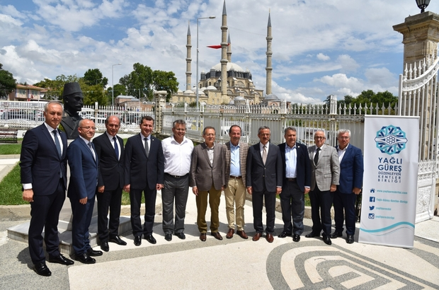 Başkan Çerçi, Edirne'de Kentler Birliği toplantısına katıldı