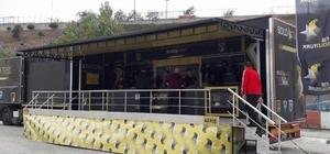 Türk Yıldızları ve SoloTürk tırları Marmaris'e geliyor