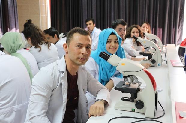 BEÜ'de laboratuvar sayısı 165'e ulaştı
