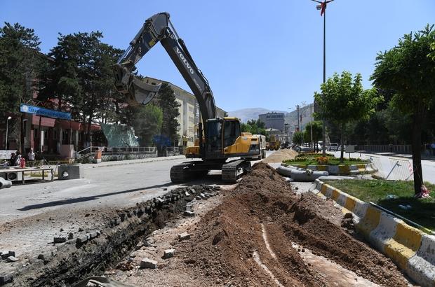 Muş Belediyesi projelerini hayata geçiriyor