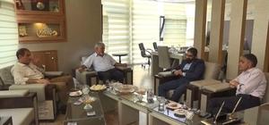 İranlı iş adamları Düzce'de yatırım yapacak
