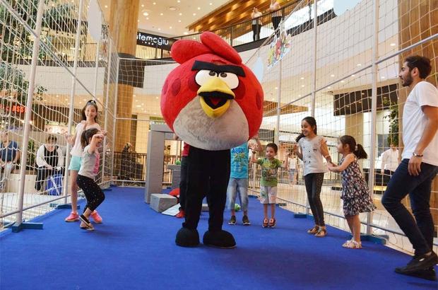Angry Birds ile sınırsız eğlence başladı