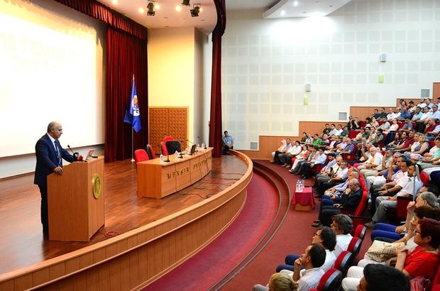 MEÜ'de 15 Temmuz Demokrasi Haftası etkinlikleri