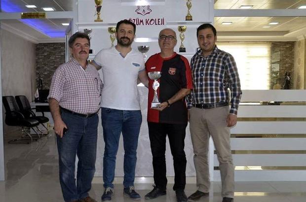 Çözüm Koleji'den Yozgatspor'a destek
