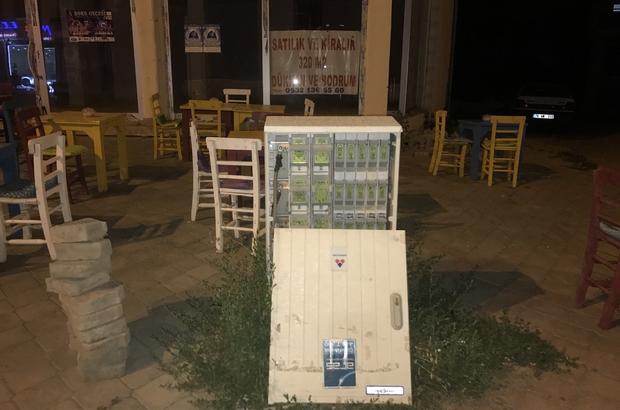 Iğdır'da açık elektrik panosu tehlike oluşturuyor