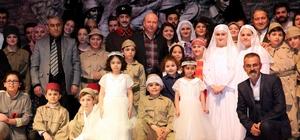 Kocasinan Akademi Tiyatro Kulübü eğitimleri devam ediyor