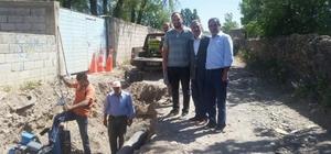 Taşlıçay'da Su Projesi Son Aşamada