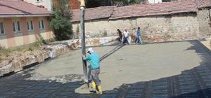 İnönü'ye Spor ve Sosyal Yaşam Merkezi yapılıyor