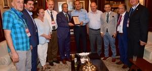 Anadolu Basınının kalbi Adana'da attı