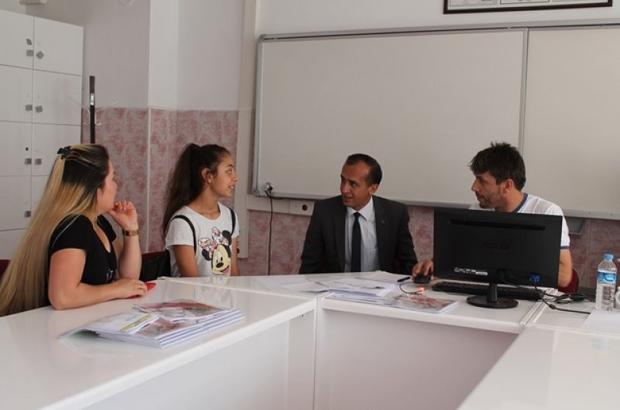 Eryiğit, öğrencilerin Sungurlu'daki okulları tercih etmelerini istedi