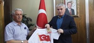 Karslıoğlu'ndan Başkan Memiş'e ziyaret
