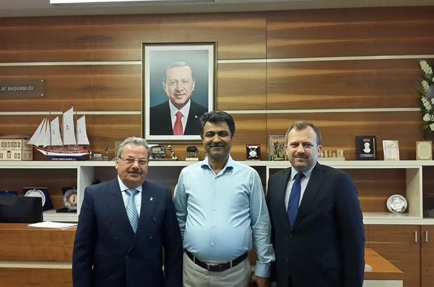AK Parti Hanönü İlçe Başkanlığına Tahsin Yıldırım getirildi