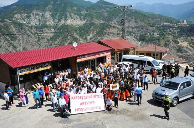 Artvin-Bitlis Kardeşlik Projesi