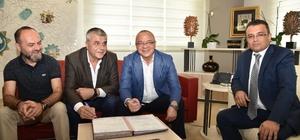 Manisa Büyükşehir'den Akhisar Belediyespor'a büyük katkı