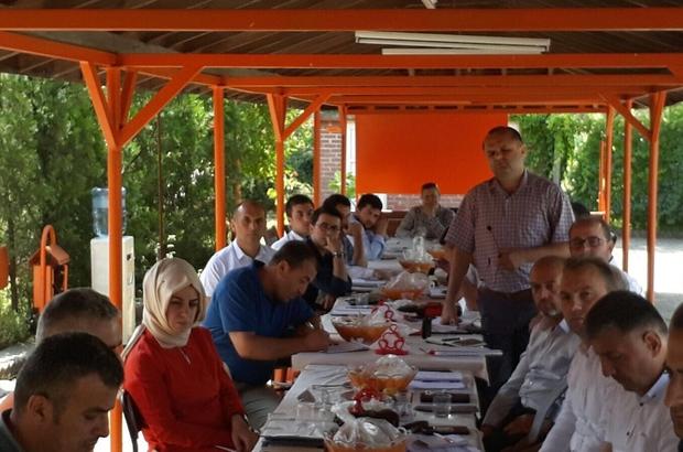EMKO yıllık değerlendirme toplantısı yapıldı