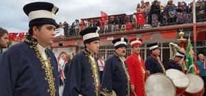 Atatürk'ün Selamlara gelişinin 83.yılı anıldı