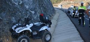 Ortaca'da ATV kazası; 2 yaralı
