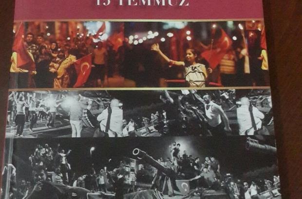 Ortacalı Genç Kalemler'den 15 Temmuz kitabı