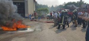 Bursa'da yangınlara gönüllü itfaiyeciler müdahale edecek