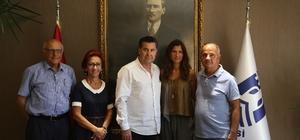 Google'ın Türk yöneticisinden Mehmet Kocadon'a ziyaret