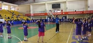 7 bin Gebzeli çocuk yaz okullarında spor yapıyor