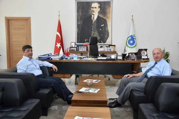 Cumhuriyet Başsavcısı Büyüktümtürk'ten Başkan Albayrak'a teşekkür
