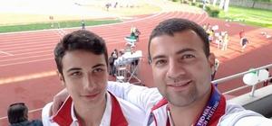 Torbalı'dan olimpiyatlara yüksek atlayış