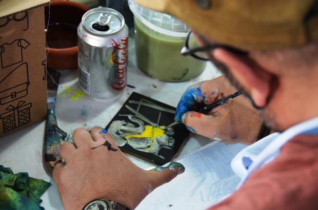 4. Uluslararası Bisanthe Plastik Sanatlar Çalıştayı başladı