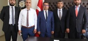 MHP İl Başkanı Kalı STK ziyaretlerini sürdürüyor