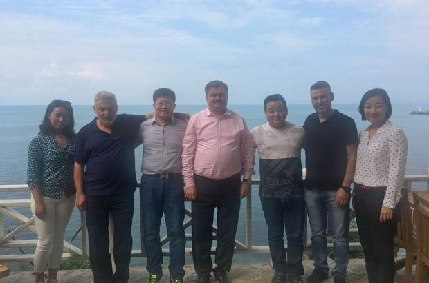Çinli yatırımcılar Zonguldak'a motor fabrikası kuracak