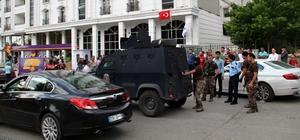 Erzurum'da 1'i polis 4 kişinin yaralandığı olayın ardından 2 kişi daha tabancayla vuruldu