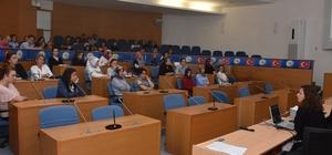 Belediye personeline EBYS eğitimi