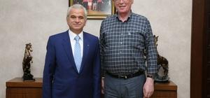 ETO Başkanı Güler'den Başkan Kurt'a ziyaret