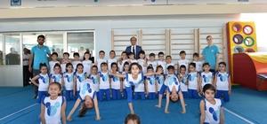 Yıldırım'da çocuklar sporla büyüyor
