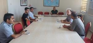 Mardin'de 'İş sağlığı ve güvenliği' toplantısı yapıldı